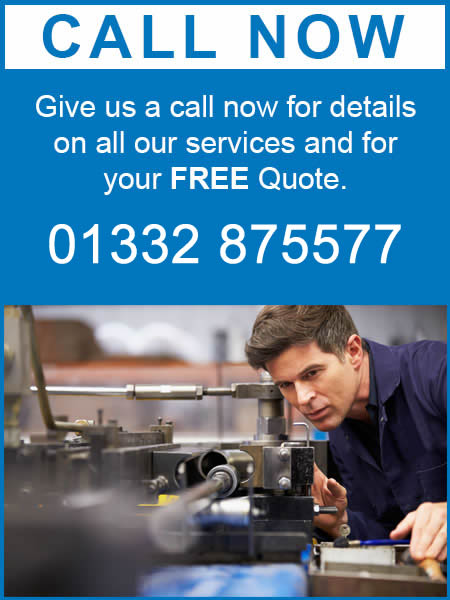 Give us a call now for details on all our services and for your FREE Quote. 0115 972 0996